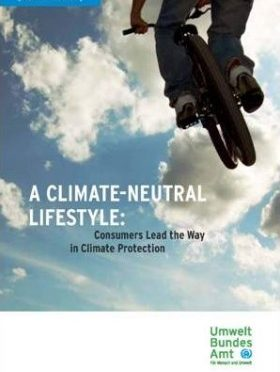 climate neutral lifestyle report